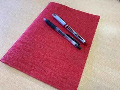 願いを叶える赤いノート
